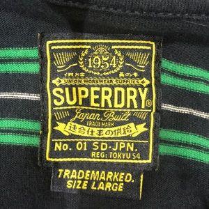 Superdry shirt.  Size Large.